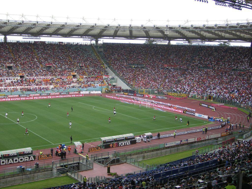 Stadio Olimpico di Roma 1024x768