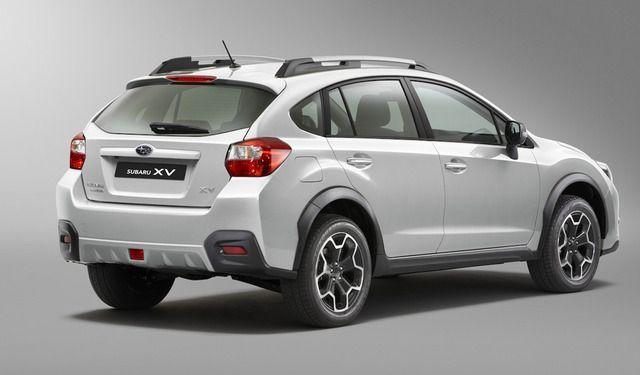Subaru XV GPL