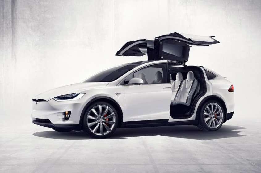 Superbollo auto, lista modelli - Tesla Model X