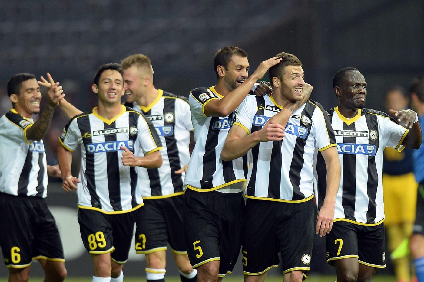 Pagelle Serie A 2014/15: i voti della quinta giornata