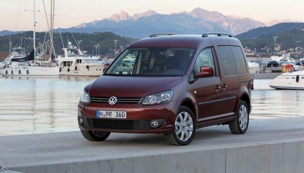 Volkswagen Caddy BiFuel GPL