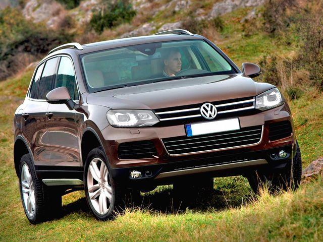 Volkswagen Touareg 3 0 TSI Tiptronic Hybrid