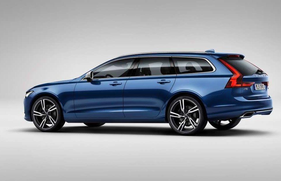 Superbollo auto, lista modelli - Volvo V90