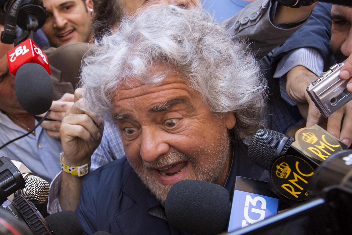 Sondaggi politici M5S oggi: Beppe Grillo ha deluso gli italiani