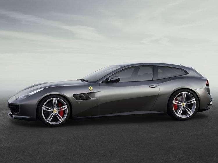 Superbollo auto, lista modelli - Ferrari GTC4Lusso