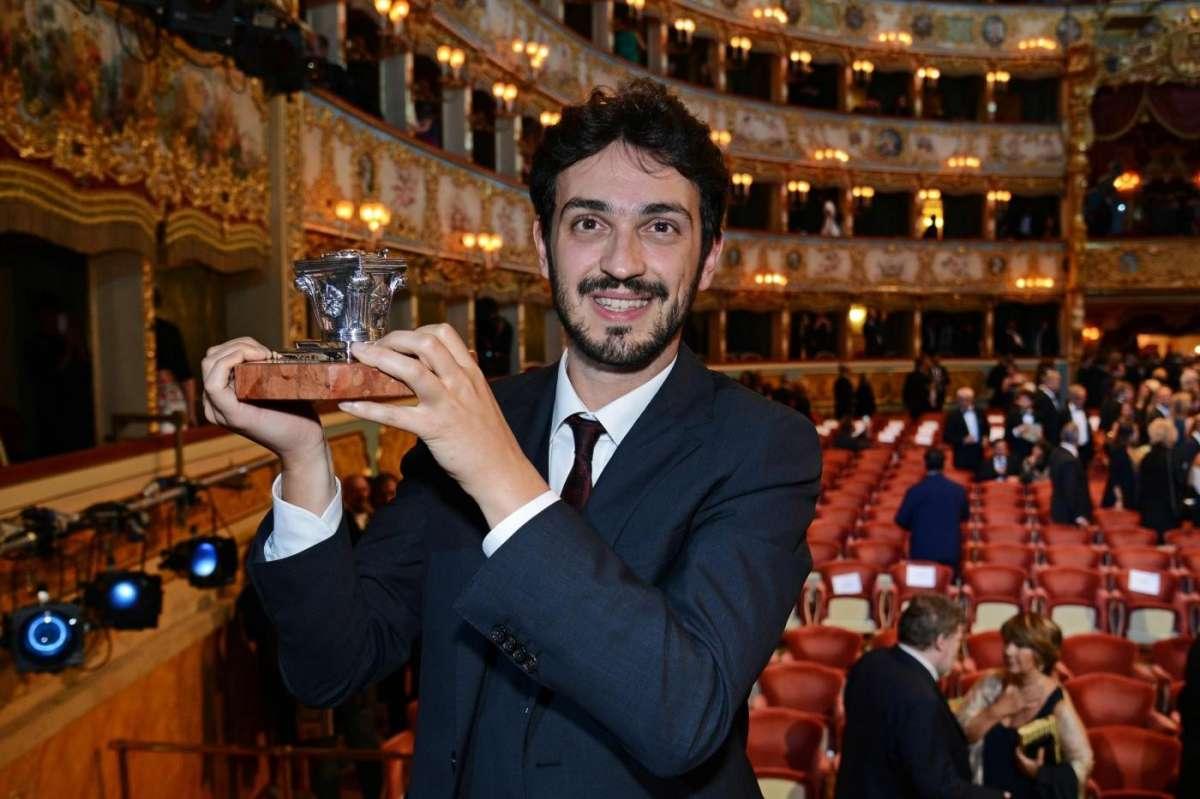 Premio Campiello 2014, Giorgio Fontana vincitore con Morte di un uomo felice
