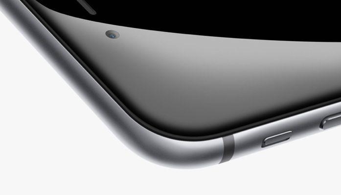iPhone 6 Plus spigolo design
