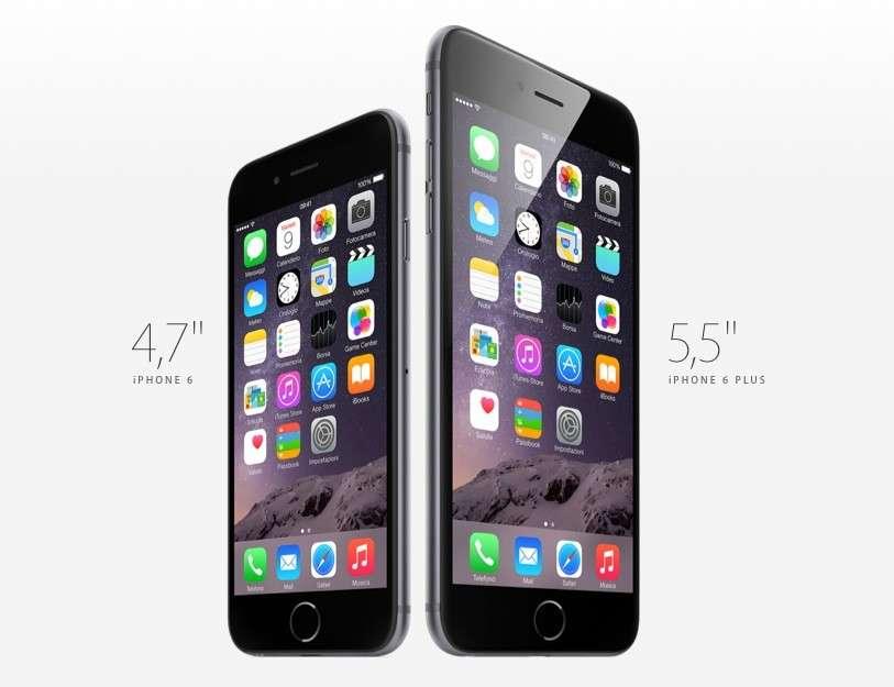 iPhone 6 ufficiale: scheda tecnica, prezzo e uscita
