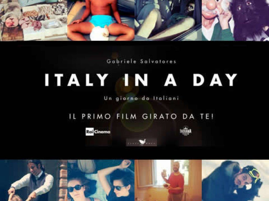 Italy in a day, il film di Gabriele Salvatores da Venezia al cinema e in tv