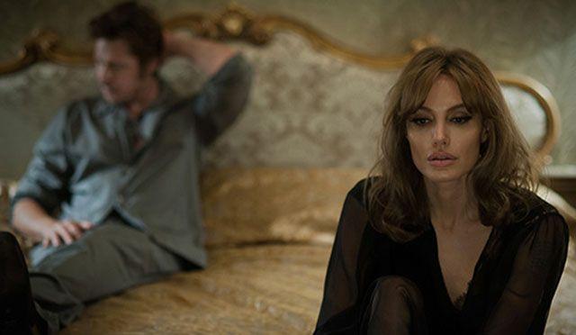 Angelina Jolie e Brad Pitt insieme film By the Sea