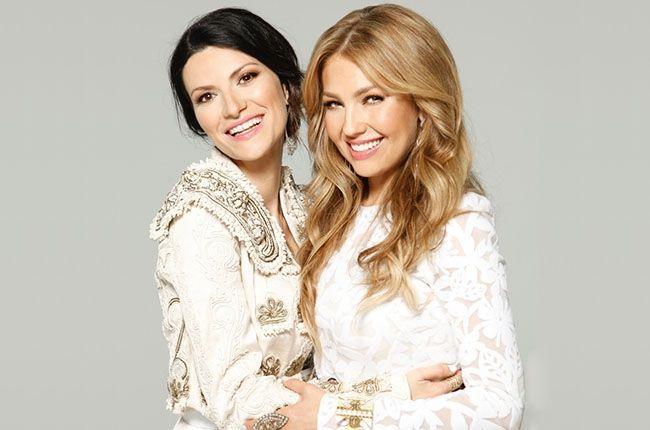 Laura Pausini, Sino a Ti: video del duetto con Thalia