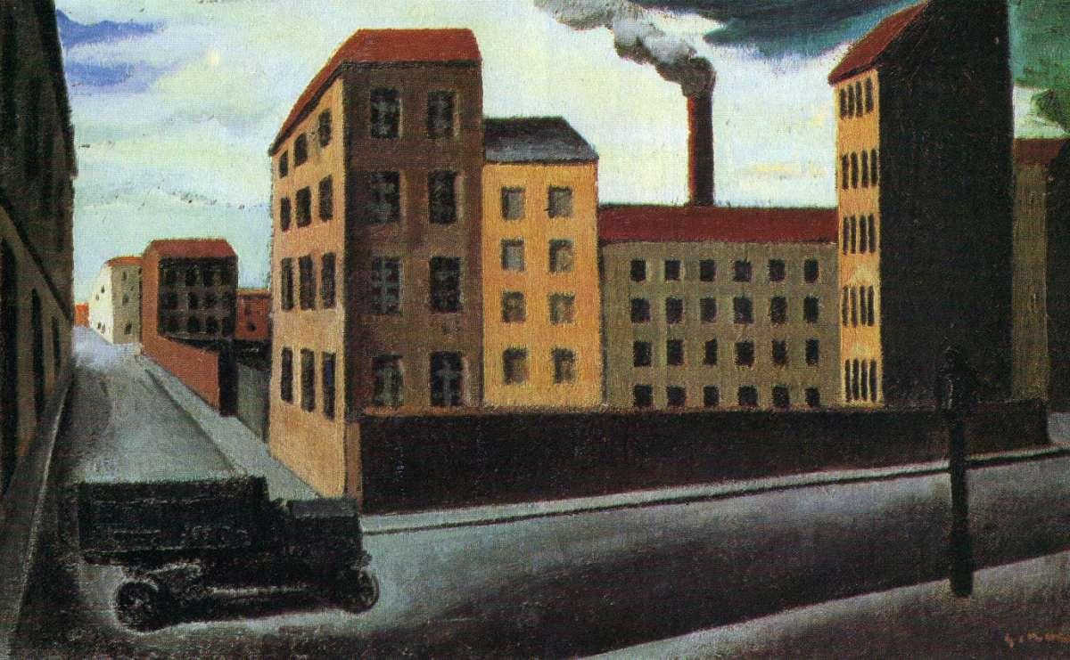 Mostra di Mario Sironi a Roma al Vittoriano: date e orari