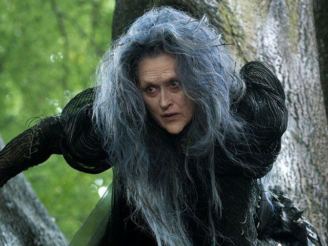 Into the Woods: trailer italiano e trama del film della Disney con Meryl Streep strega