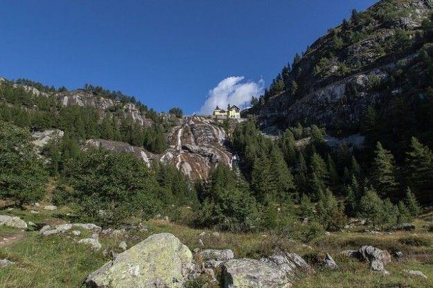 Le 10 cascate più belle d'Italia