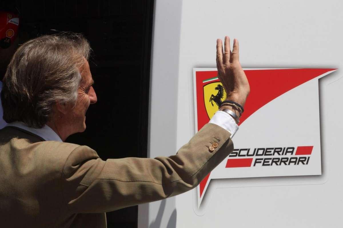 Montezemolo lascia la Ferrari, Marchionne nuovo presidente