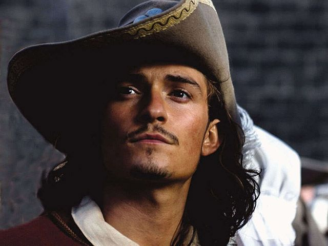 Pirati dei Caraibi 5 Orlando Bloom