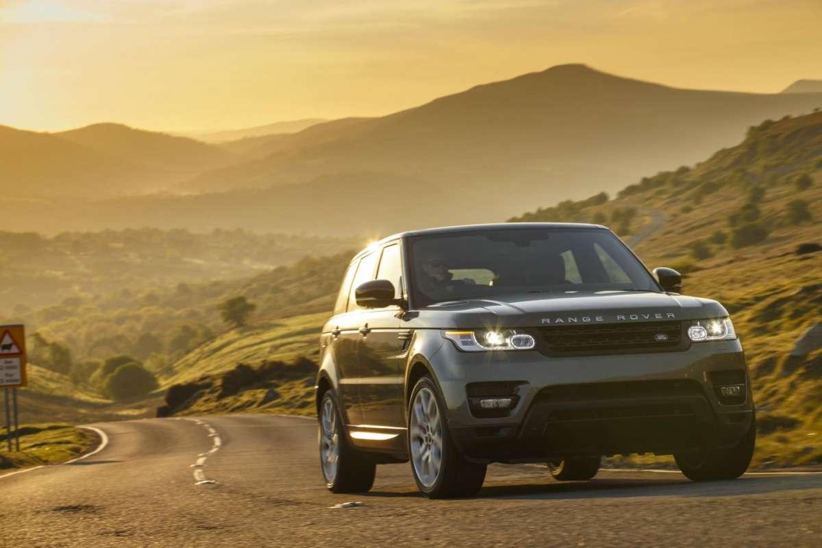 Superbollo auto, lista modelli - Land Rover range rover sport
