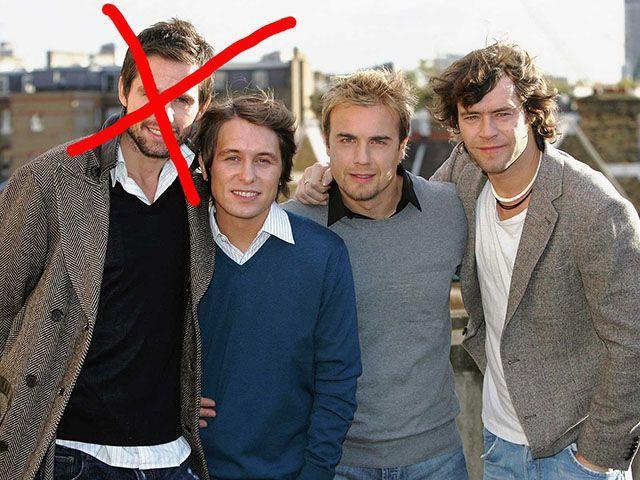 Jason Orange lascia i Take That: la celebre pop band resta con soli tre membri