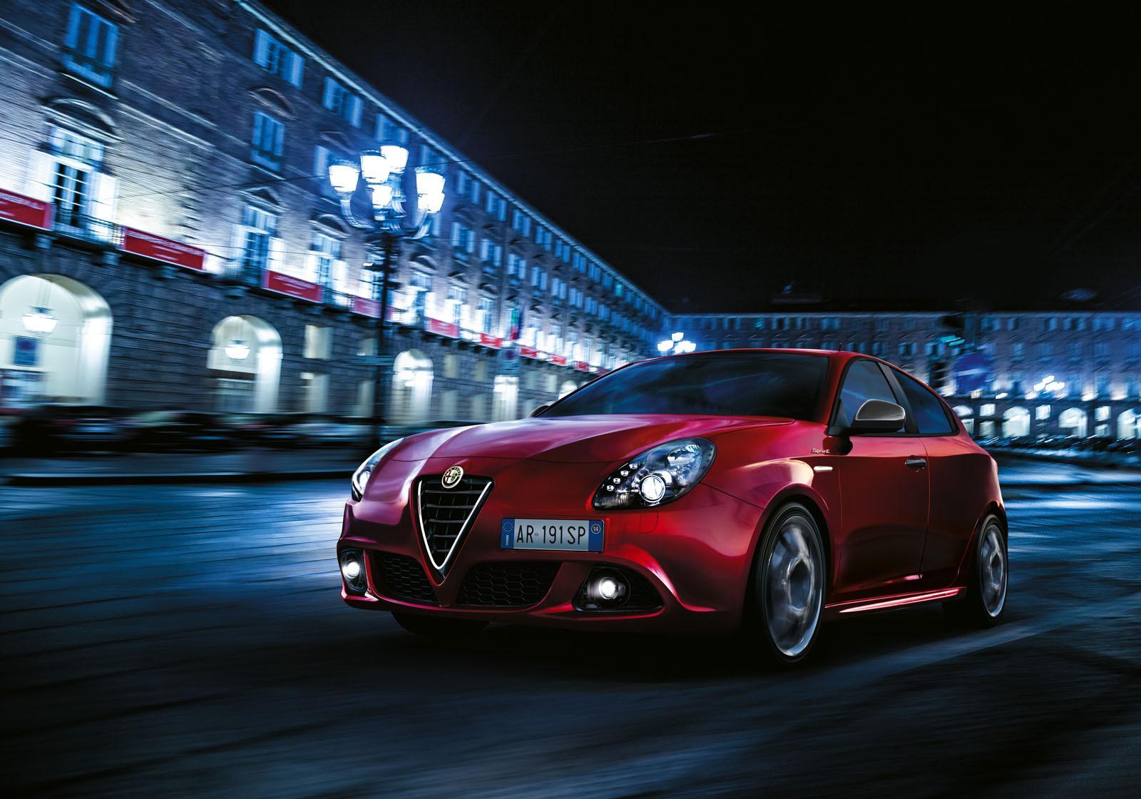 Alfa Romeo Giulietta Sprint: scheda tecnica e motori