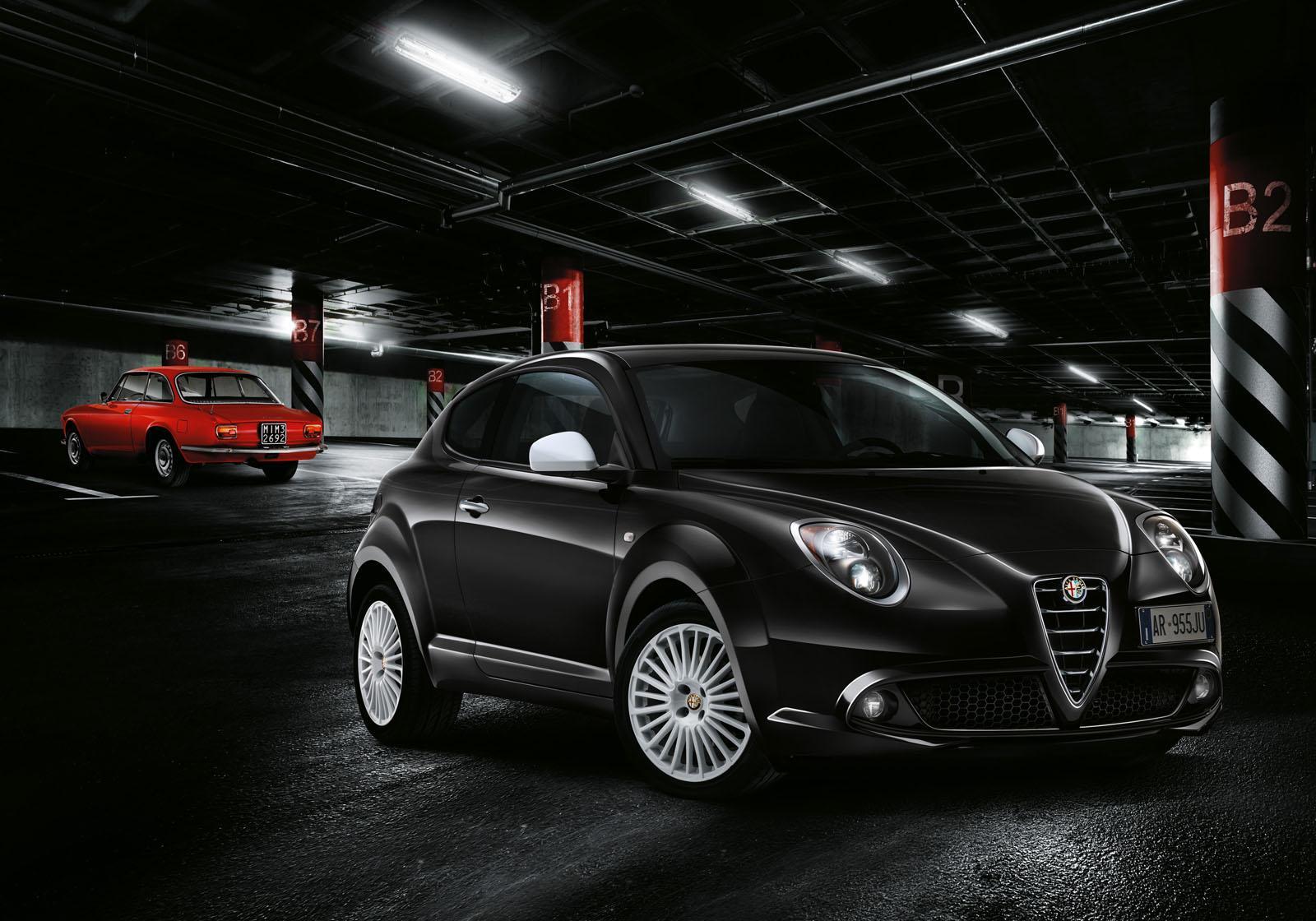 Alfa Romeo MiTo Junior: motori e caratteristiche