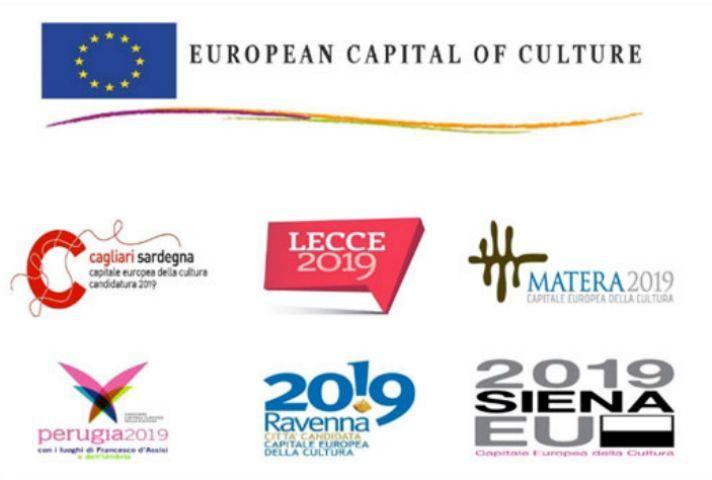 Capitale europea cultura 2019 Italia