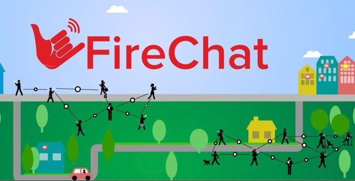 Collegamento FireChat