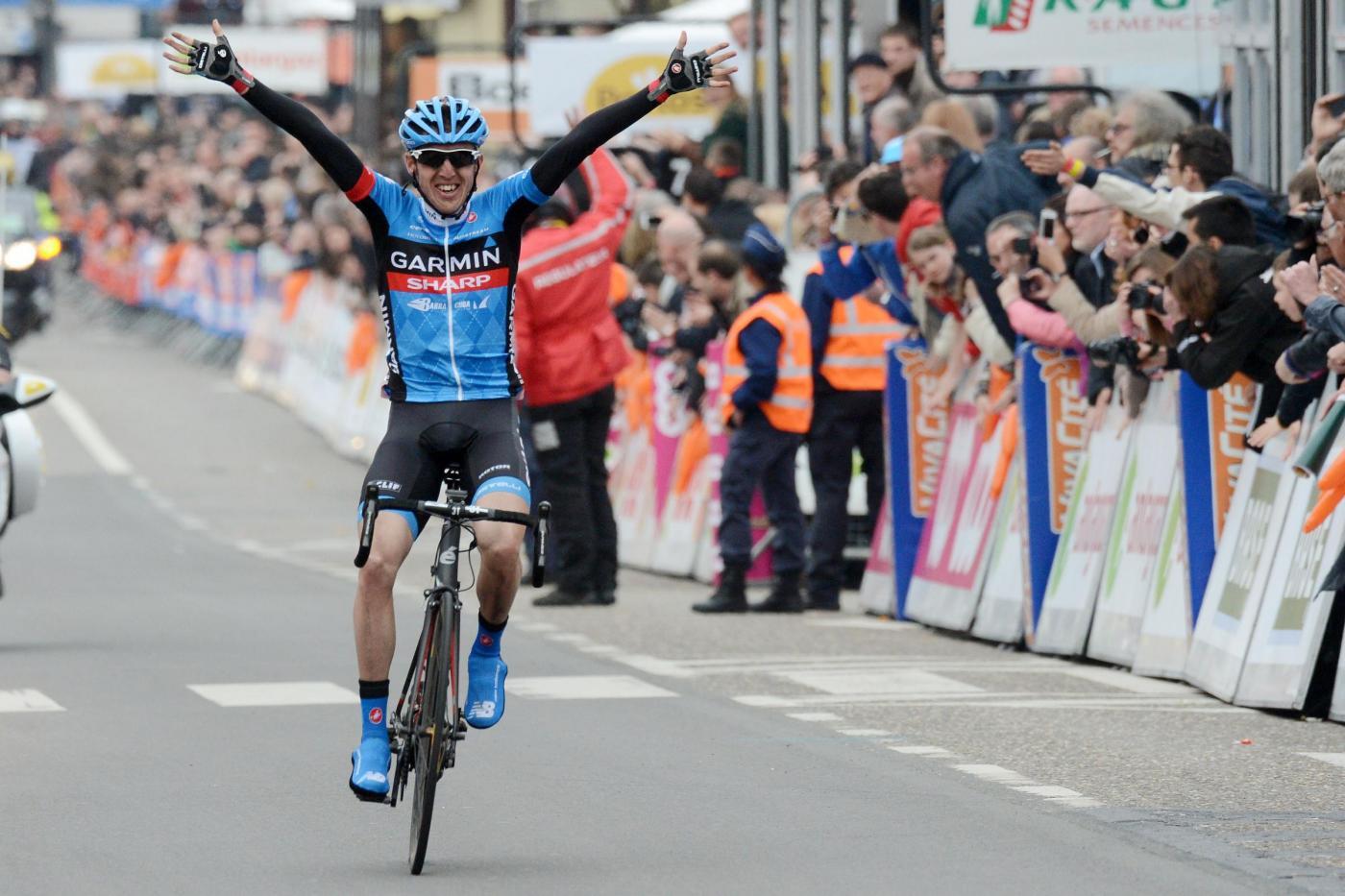 Giro di Lombardia 2014 a Daniel Martin, nono posto per Fabio Aru