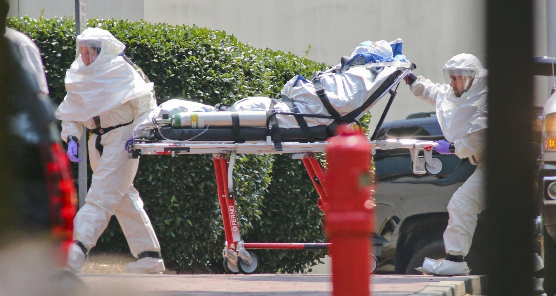 Ebola: il virus arriva negli Stati Uniti, secondo caso di contagio in Texas