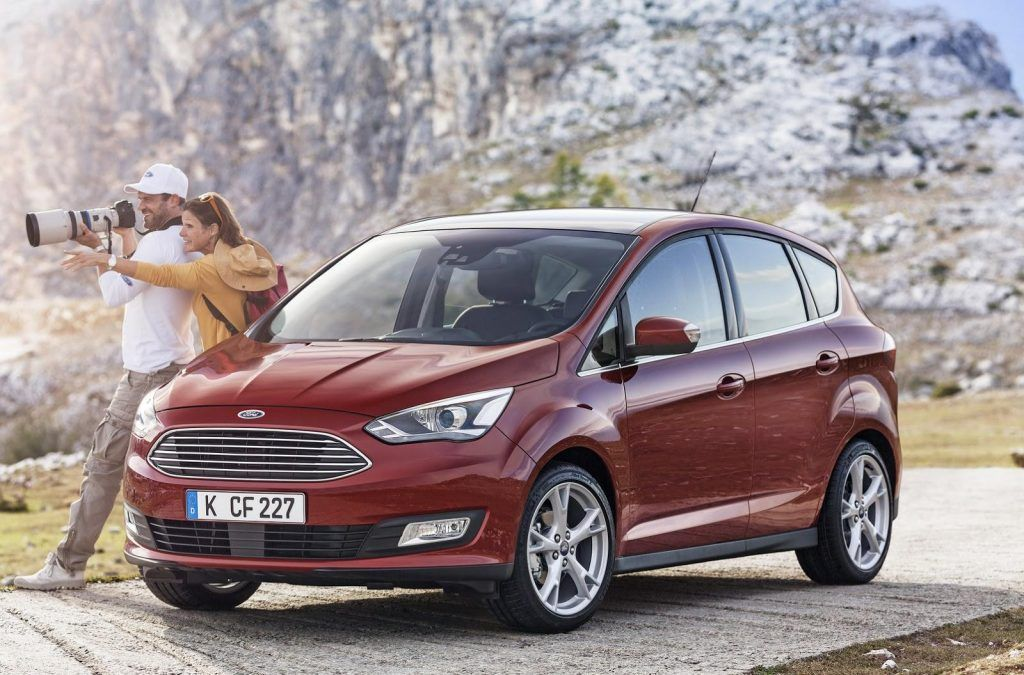 Ford C Max 1024x675