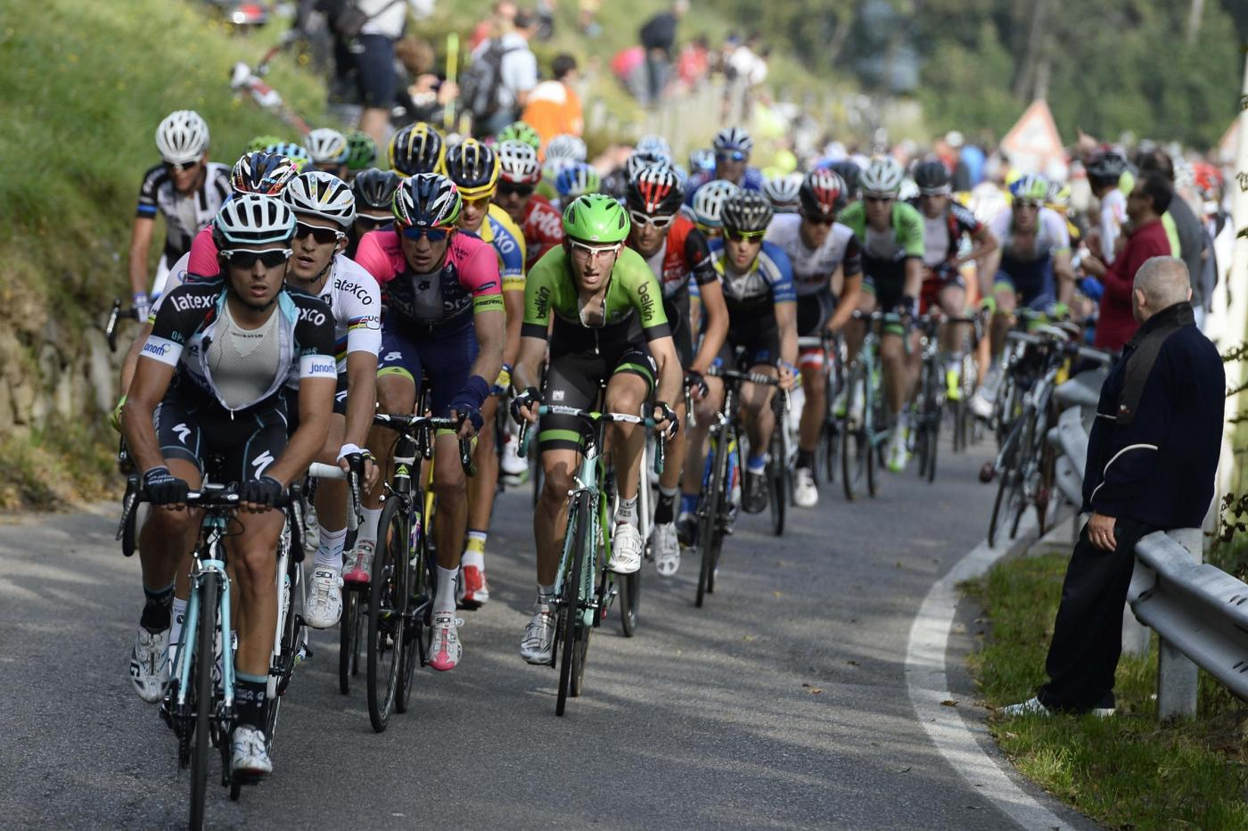 Giro d'Italia 2015: tappe e percorso ufficiali della corsa rosa