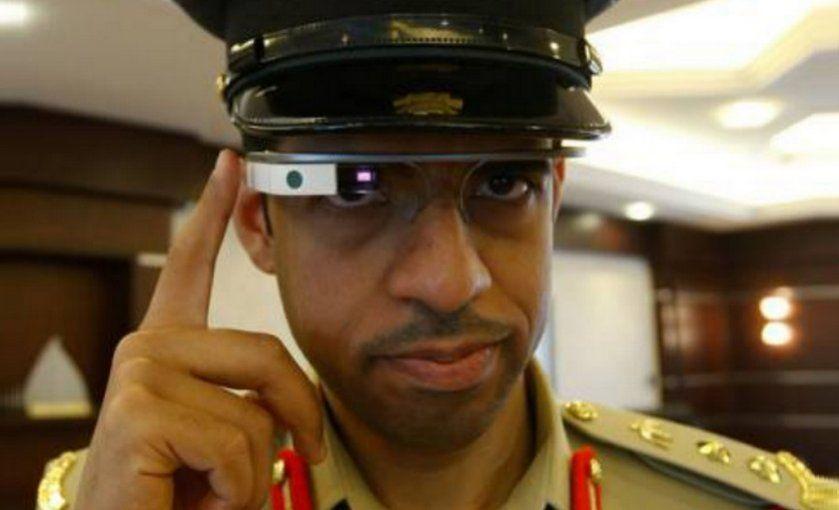 Google Glass alla polizia di Dubai 150x150