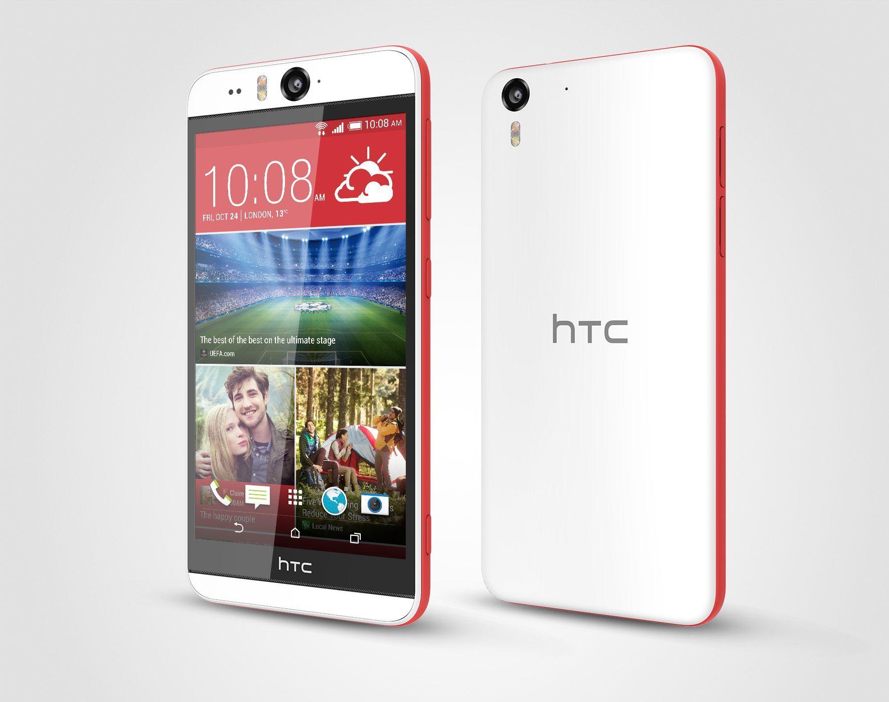 HTC Desire Eye: il selfie-fonino definitivo