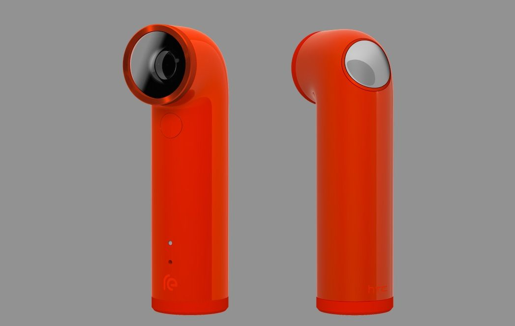 HTC Re Rosso