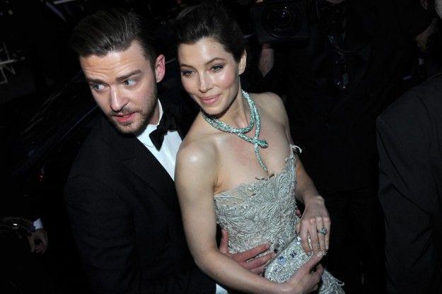 Jessica Biel incinta di Justin Timberlake: ufficiale l'arrivo del bebè