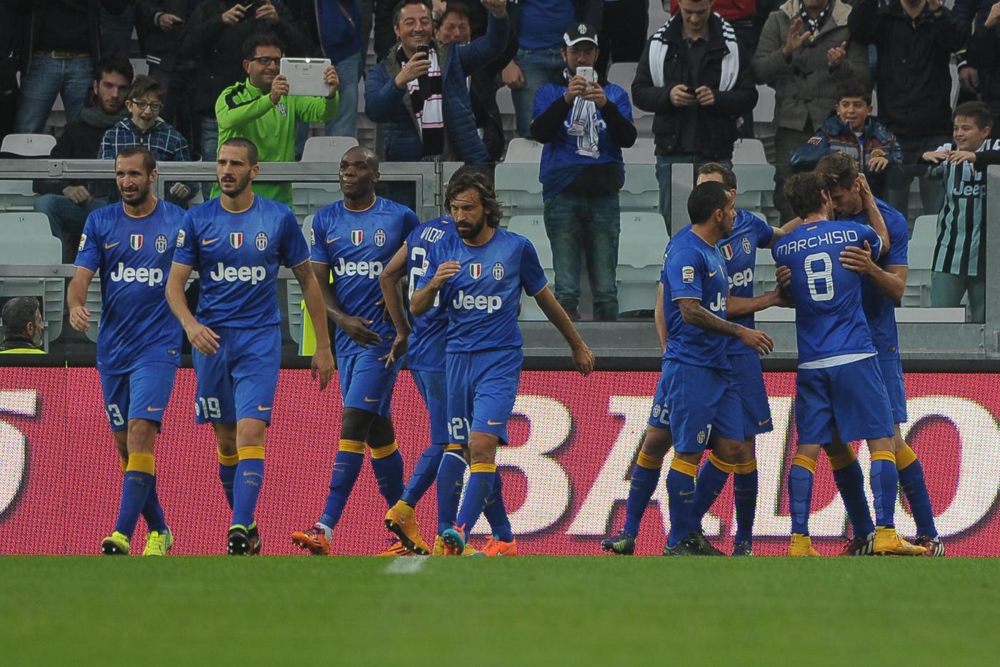 Pagelle Serie A 2014/15: i voti dopo l'ottava giornata