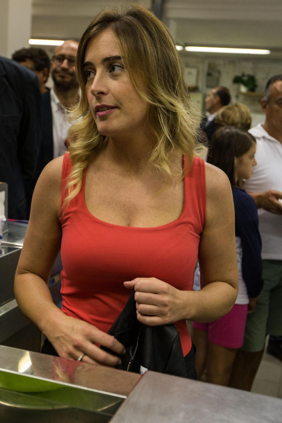"""Maria Elena Boschi: """"Gli avvocati sono troppi"""""""