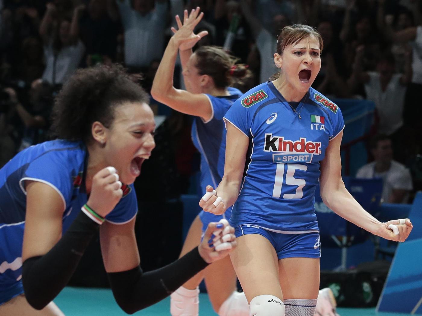 Mondiali Volley: Italia quarta, vincono gli USA