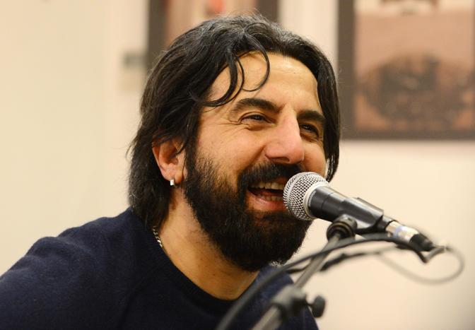 Omar Pedrini cantautore