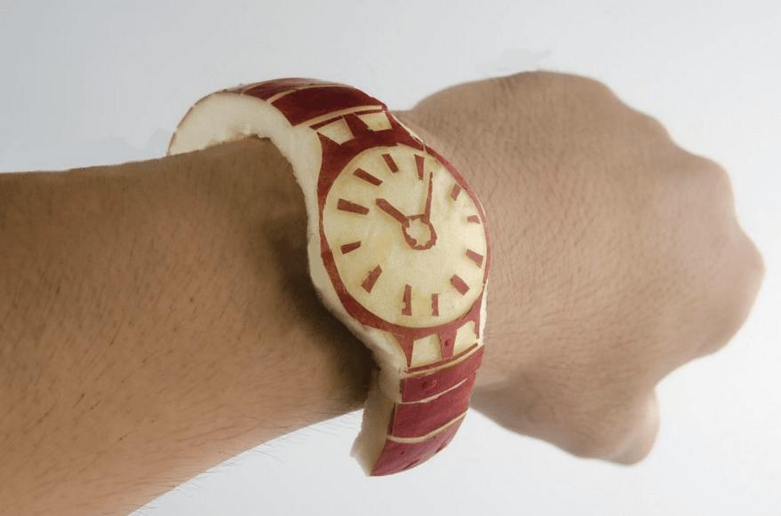 Parodia Apple Watch