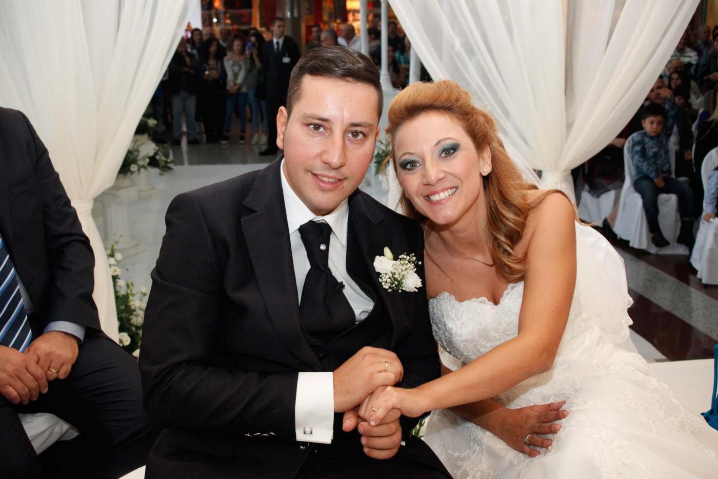 Primo matrimonio nel Centro Commerciale: il sì ai tempi della crisi