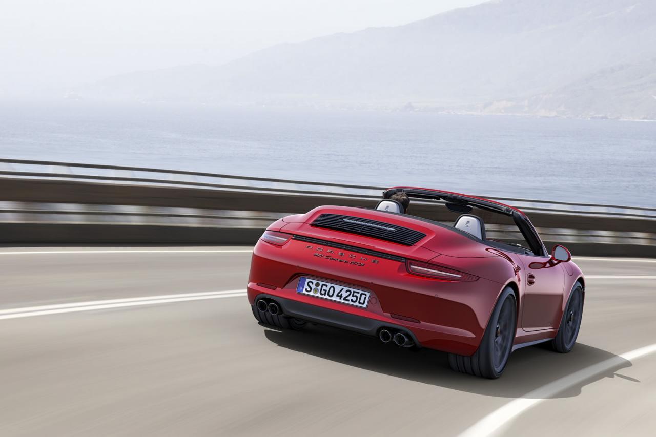 Porsche 911 GTS 2015: prezzi e scheda tecnica