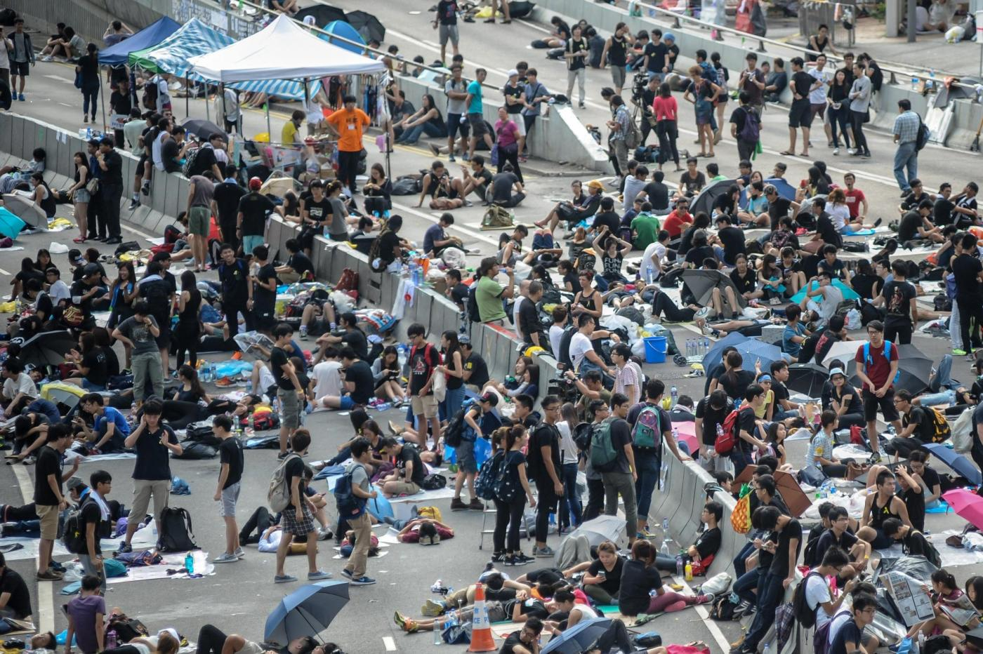 FireChat: l'app che supporta le proteste a Hong Kong