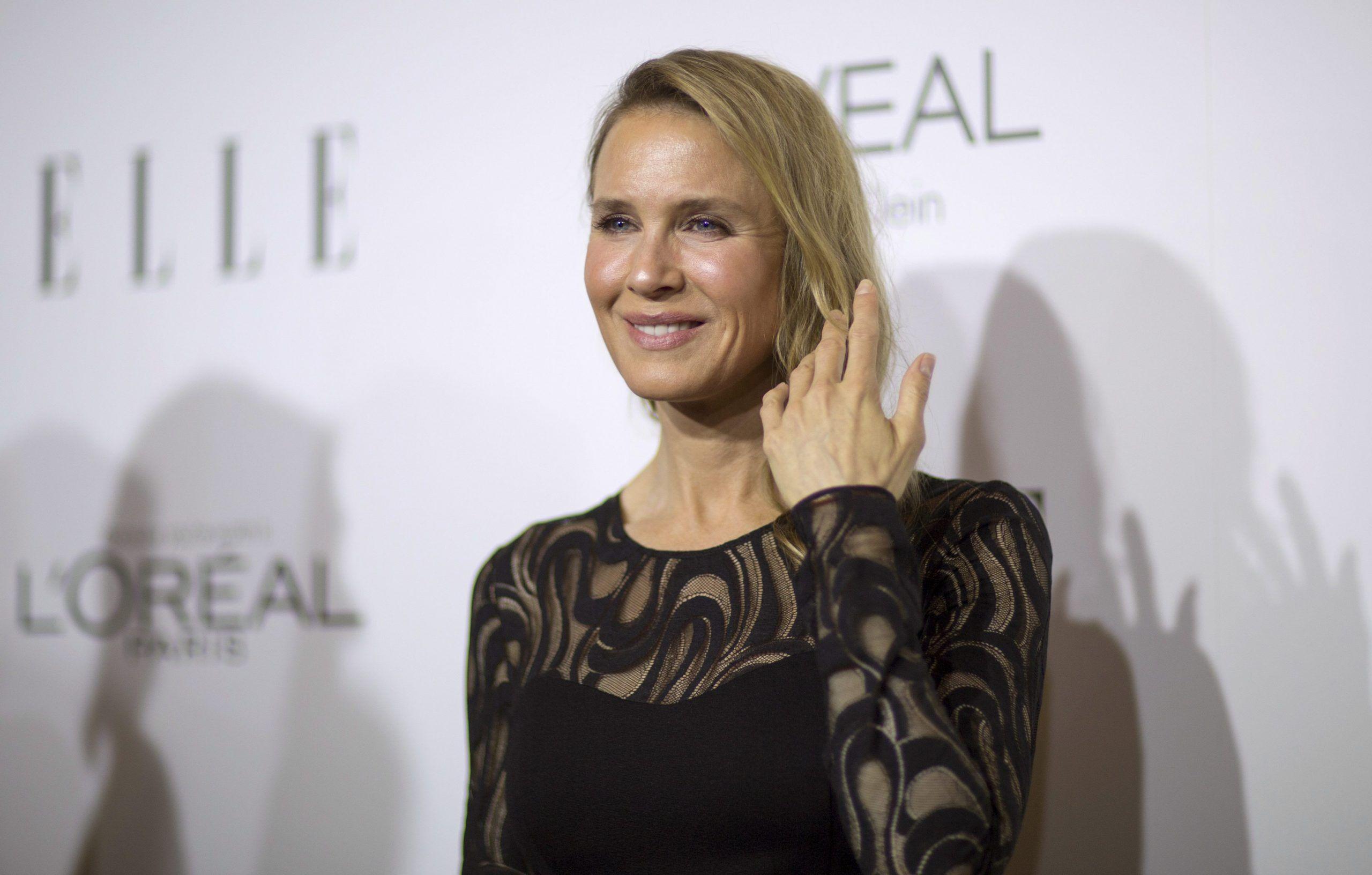 Renée Zellweger irriconoscibile: la nuova faccia dell'attrice sconvolge il mondo