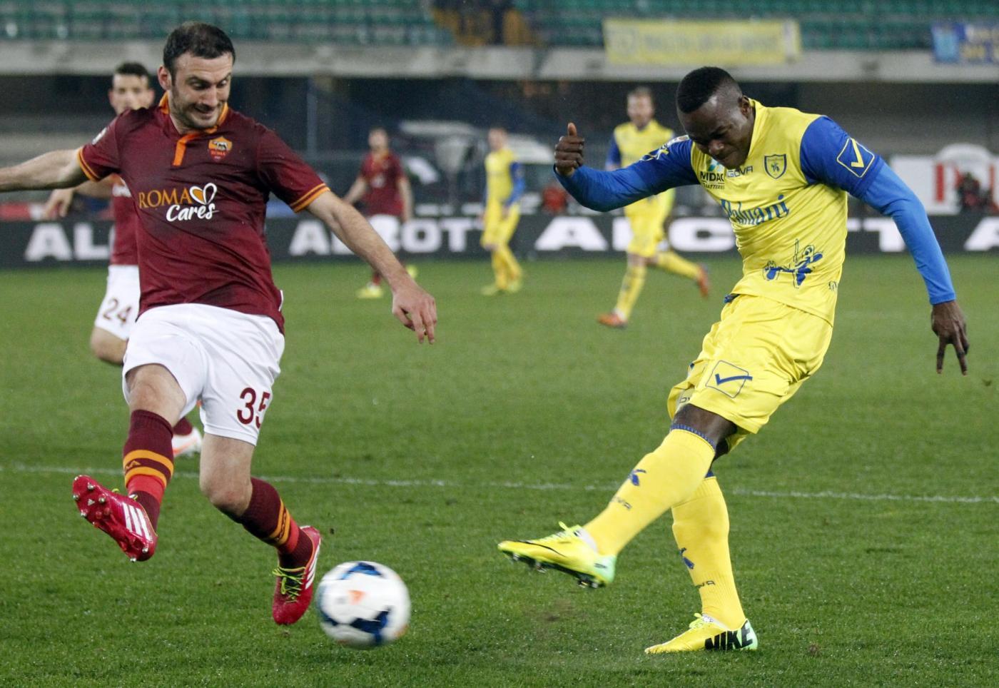 Roma vs Chievo 3-0: perentoria vittoria dei giallorossi