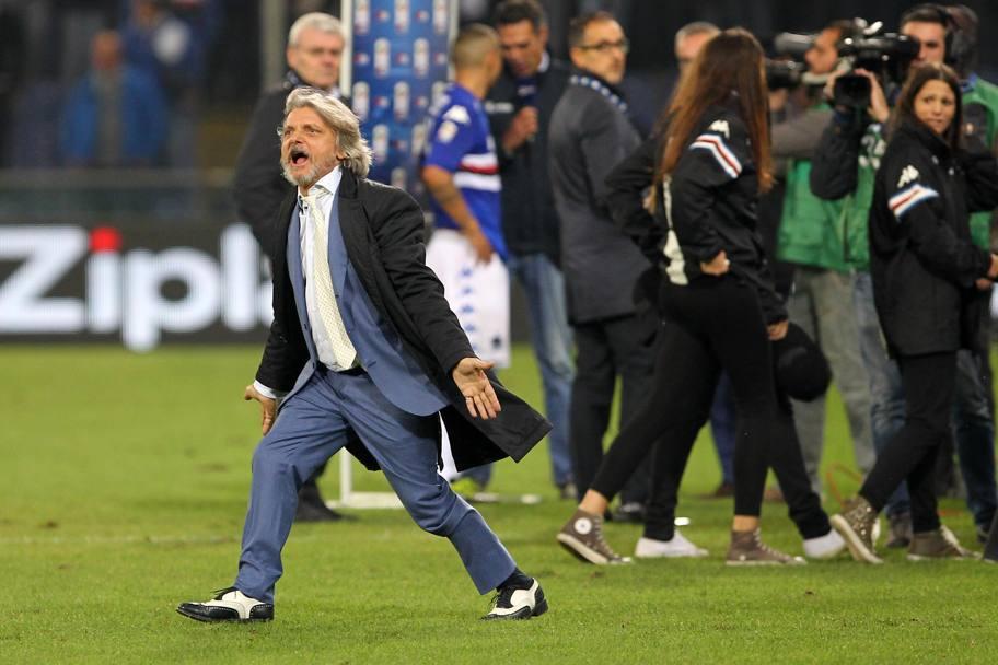 Sampdoria vs Roma 0-0: giallorossi fermati dal muro blucerchiato