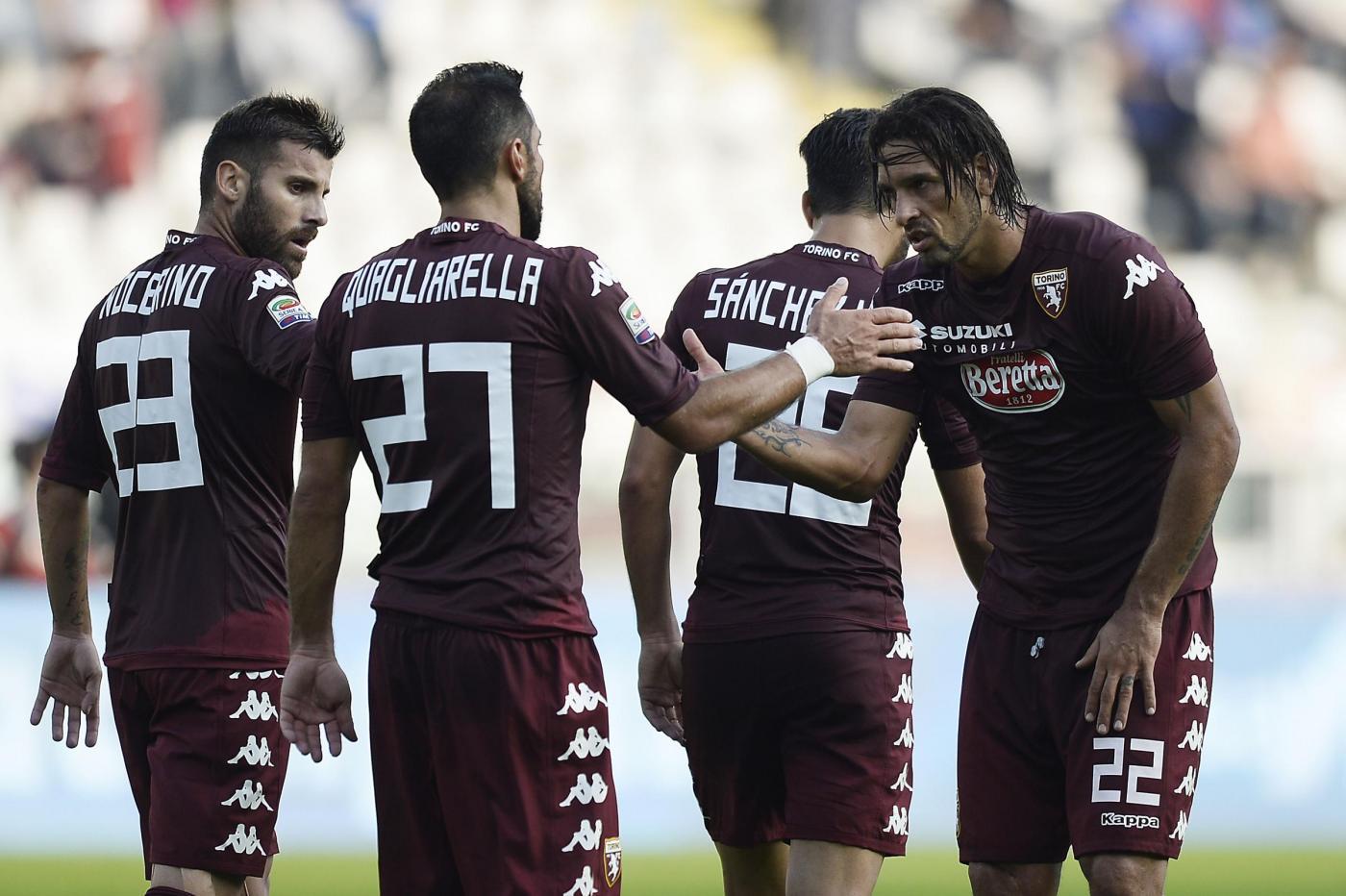 Pagelle Serie A: i voti della settima giornata