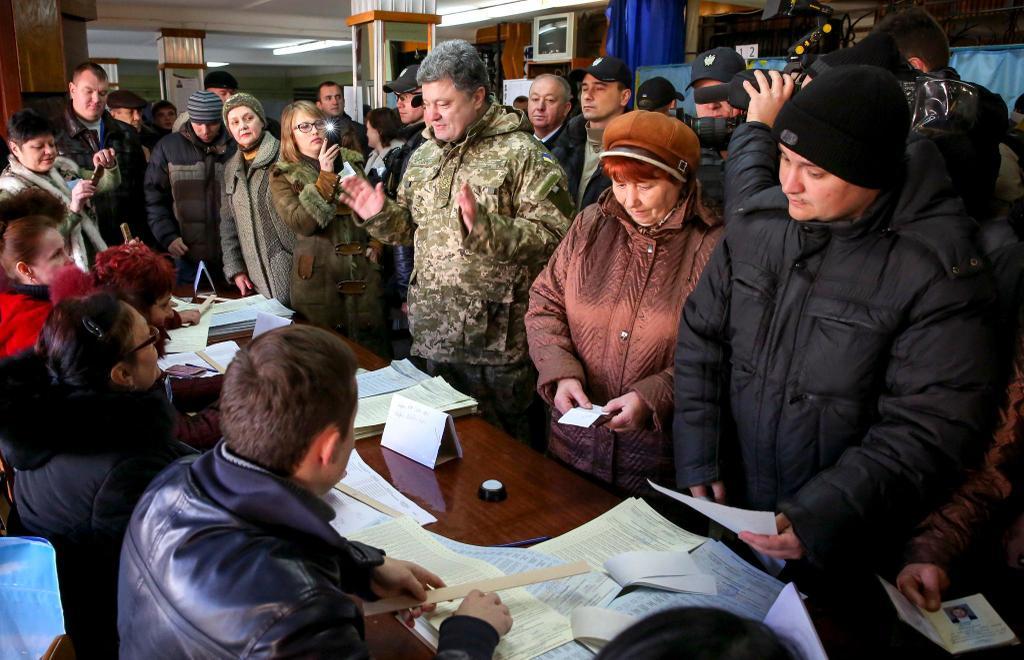 Elezioni Ucraina 2014: aperti i seggi, non si vota in zone filorusse e Crimea