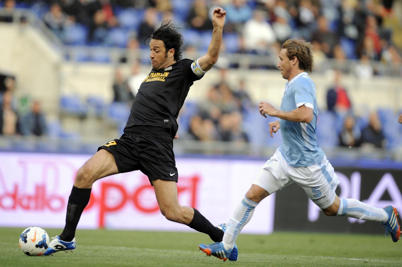 Verona vs Lazio 1-1: segnano Lulic e Toni