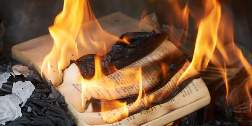 Libri censurati in Italia: la lista dei romanzi proibiti