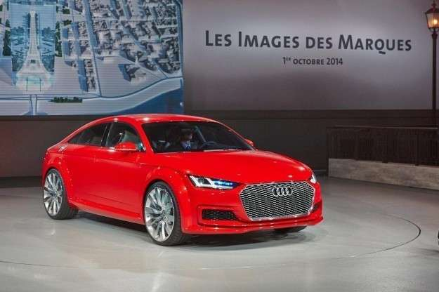 Salone di Parigi 2014: le 10 auto più belle [FOTO]
